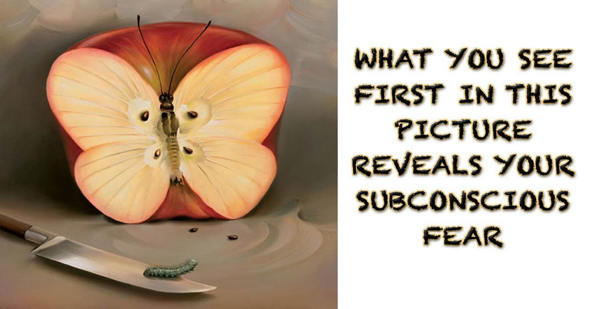 subconscious fear test