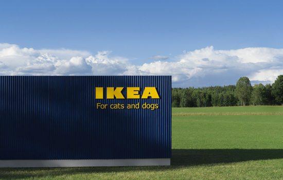 IKEA pet furniture